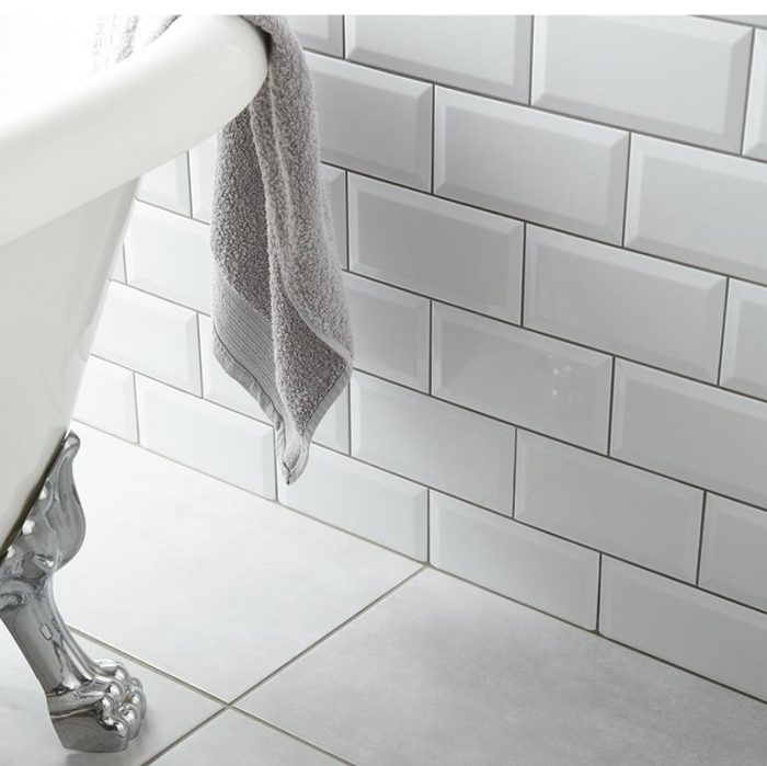 Metro White, Premier Tiles Barrow - the Largest Supplier of Tiles in South Cumbria