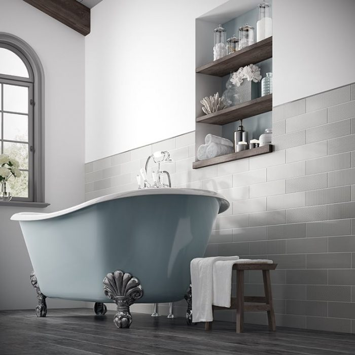 Crafted Gradient Patterns Grey, Premier Tiles Barrow - the Largest Supplier of Tiles in South Cumbria