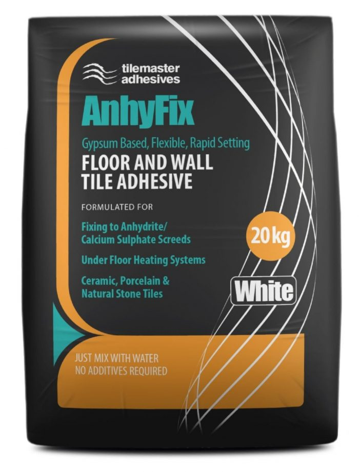 AnhyFix, Rapid Level 30, Premier Tiles Barrow - the Largest Supplier of Tiles in South Cumbria