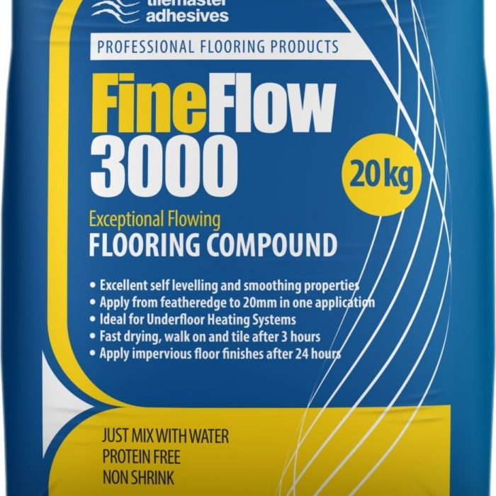 Fineflow 3000, Rapid Level 30, Premier Tiles Barrow - the Largest Supplier of Tiles in South Cumbria