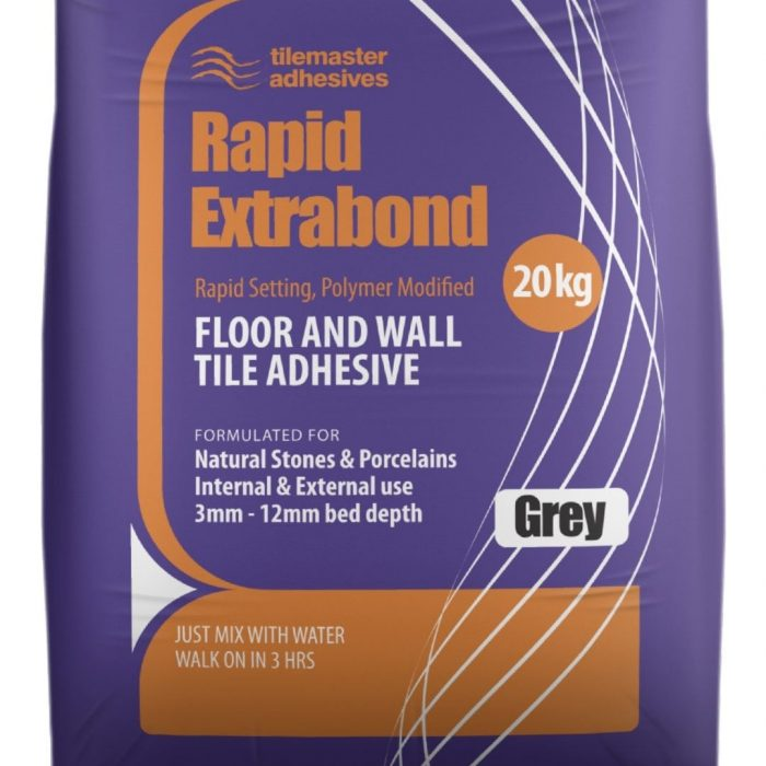 Rapid Extrabond, Rapid Level 30, Premier Tiles Barrow - the Largest Supplier of Tiles in South Cumbria