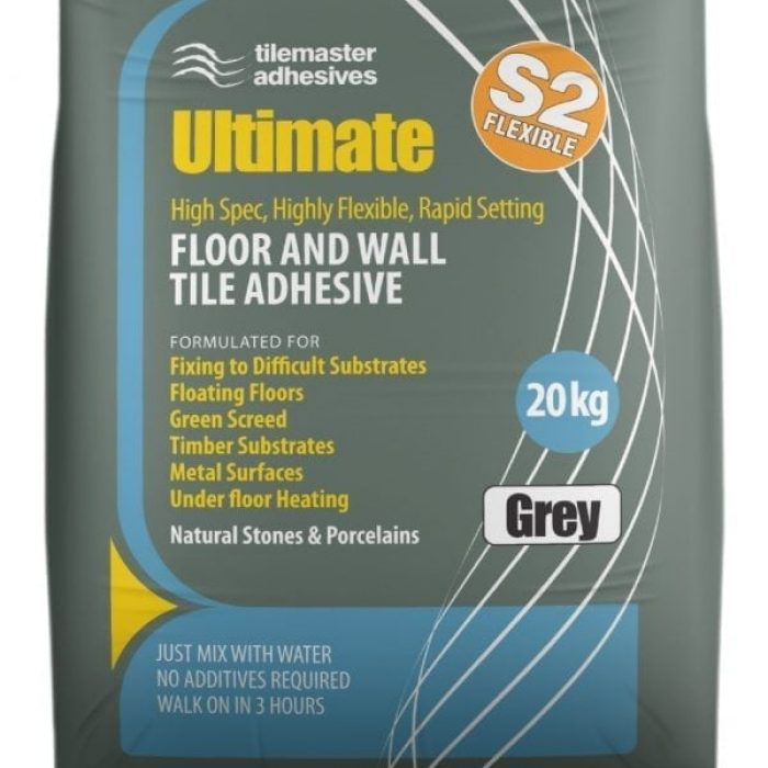 Ultimate Floor and Wall Tile Adhesive, Premier Tiles Barrow - the Largest Supplier of Tiles in South Cumbria