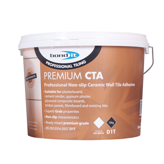 Premium CTA, Rapid Level 30, Premier Tiles Barrow - the Largest Supplier of Tiles in South Cumbria